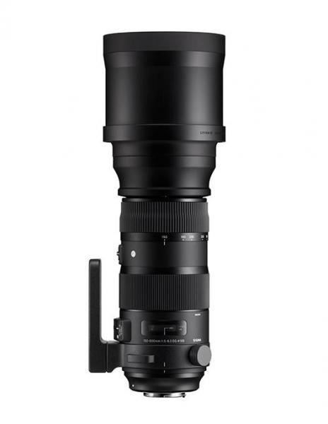 Sigma 150-600mm f 5-6.3 DG OS HSM  Sport Nikon 0