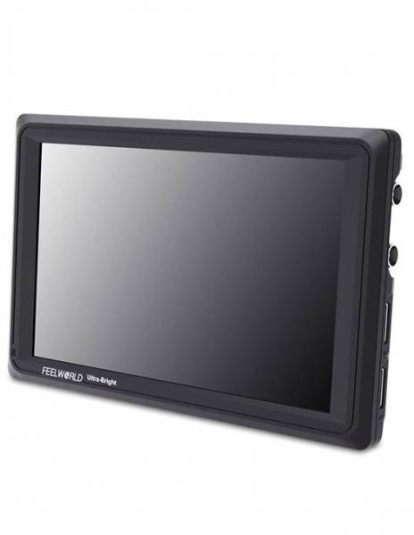 FeelWorld Monitor 7 Inch Ultra Bright 1920x1200 4K SDI/HDMI Input Output 5