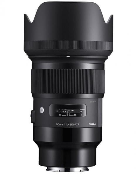 Sigma 50mm Obiectiv Foto Mirrorless f1.4 DG HSM ART SONY E 0
