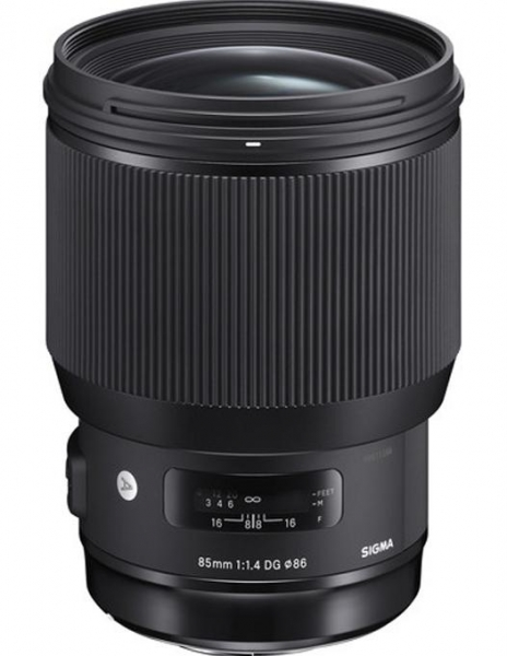 Sigma 85mm F1.4 DG HSM Art Canon 2