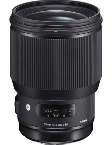 Sigma 85mm F1.4 DG HSM Art Nikon 2