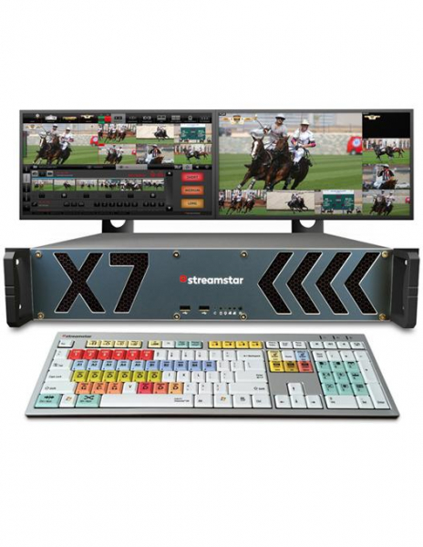 Streamstar X7 Sistem streaming live multicam 0