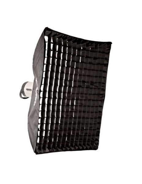 Hensel 380100HC softbox cu grid 80 x 100 cm 0