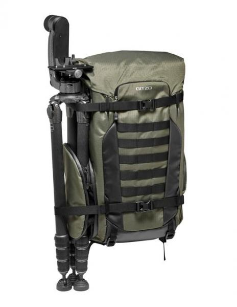 Gitzo Adventury 45L rucsac pentru DSLR si 600mm 7