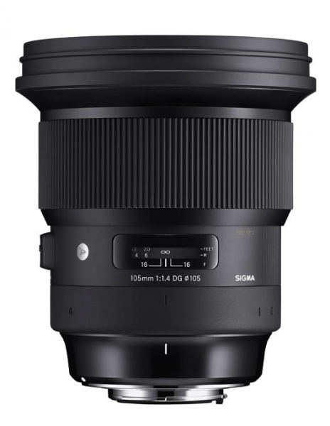 Sigma 105mm Obiectiv Foto DSLR f1.4 DG ART NIKON 3
