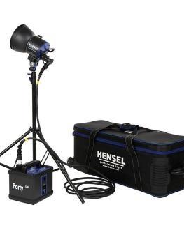 Hensel Porty Lithium 1200 LED kit generator 3