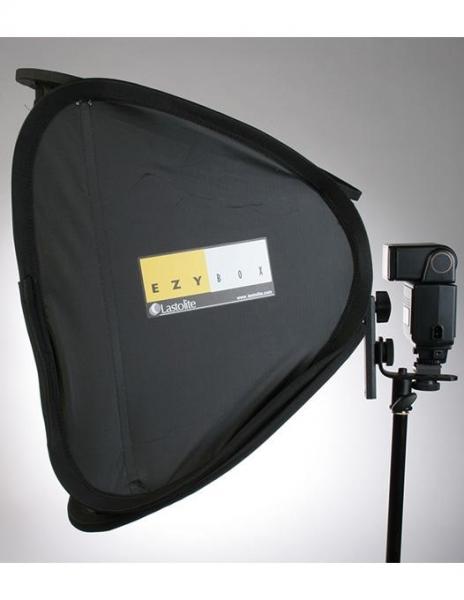 Lastolite Ezybox Hotshoe Kit softbox strobist 90x90cm 5