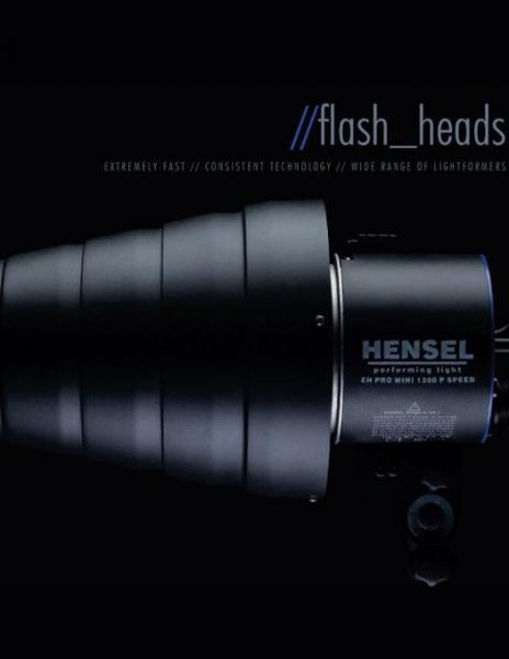 Hensel EH Pro Mini Speed Porty 1200W blitz 4