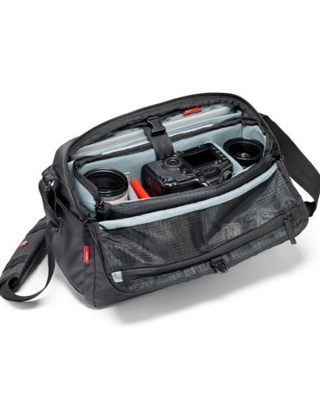 Manfrotto Manhattan Speedy 30 geanta de umar messenger 1