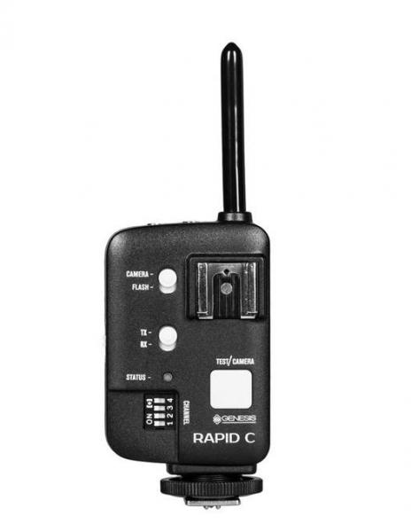 Genesis Rapid Navigator trigger wireless TTL HSS pentru Nikon 1