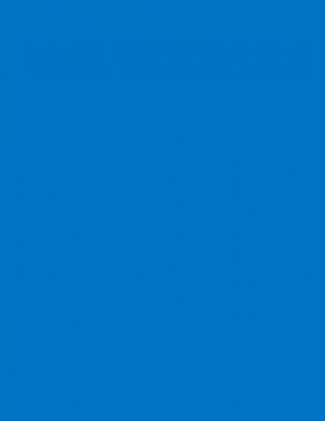 Colorama fundal PVC Electric Blue [1]