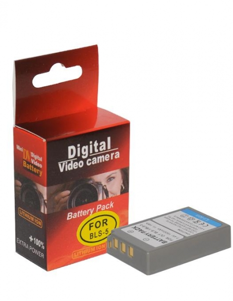 Digital Power PS-BLS5 acumulator pentru Olympus 0
