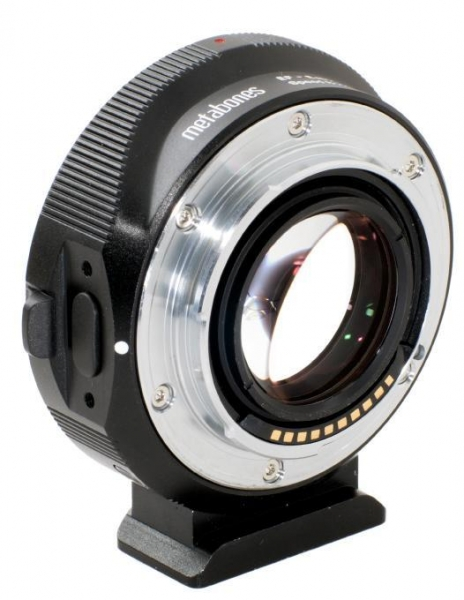Metabones Canon EF  Micro 4/3 mount Speed Booster Ultra 0.71x 1