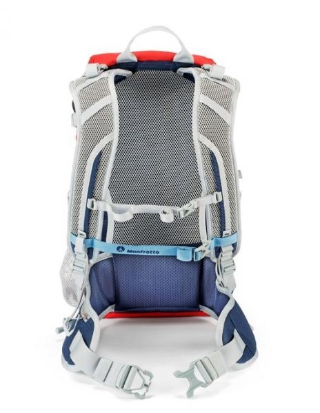 Manfrotto Off Road Hiker 20L rucsac rosu 2