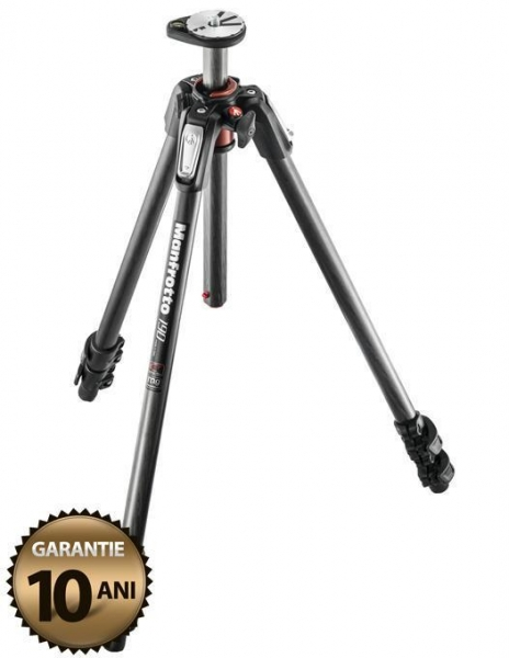 Manfrotto MT190CXPRO3 trepied foto carbon 0