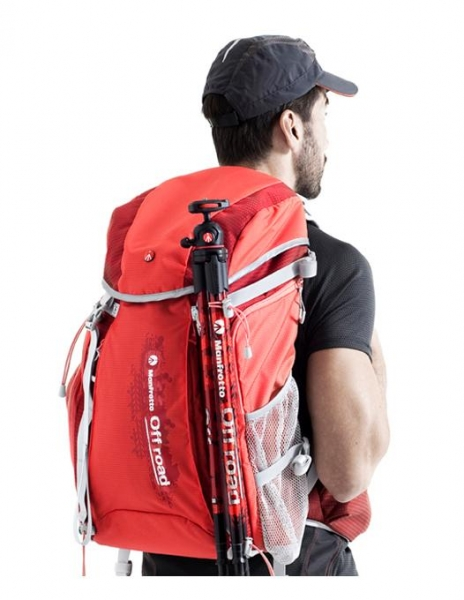 Manfrotto Off Road Hiker 30L rucsac rosu 4