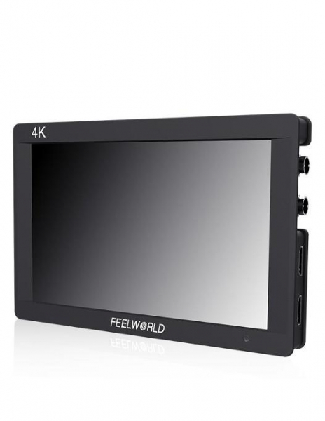 FeelWorld Monitor 7'' IPS 1920x1200 3G-SDI 4K HDMI Input Full HD Carcasa Aluminiu 3
