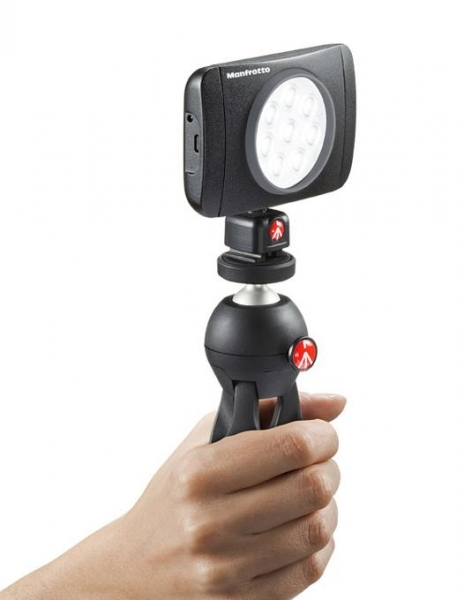 Manfrotto PowerLED Lumimuse 8 3
