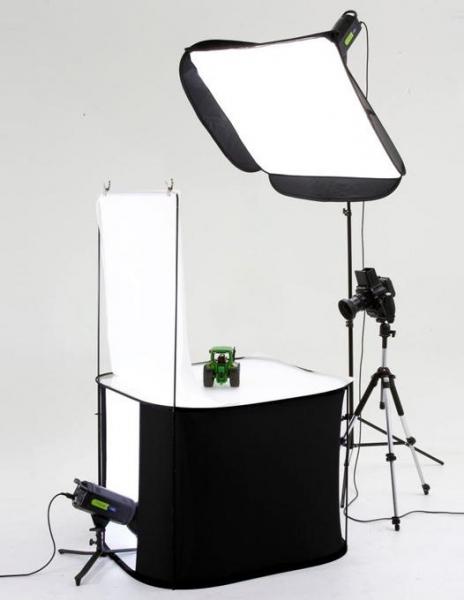 Lastolite Cort tip masa portabila Litetable 70 x 70cm 1