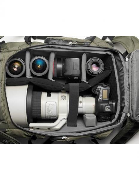 Gitzo Adventury 45L rucsac pentru DSLR si 600mm 1