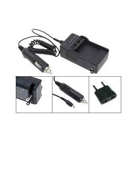 Digital Power Incarcator priza + bricheta auto compatibil Nikon EN-EL20 2