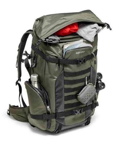 Gitzo Adventury 45L rucsac pentru DSLR si 600mm 5