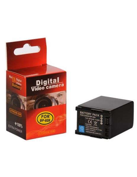 Digital Power BP-828 acumulator pentru Canon 0