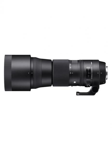 Sigma 150-600mm f 5-6,3 DG OS HSM Contemporary Canon obiectiv foto dslr [2]