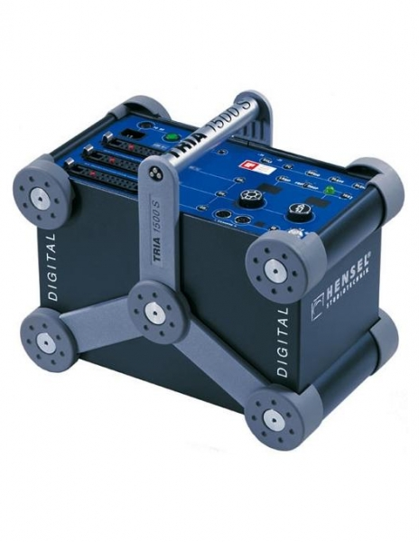 Hensel TRIA 1500 SPEED generator 0