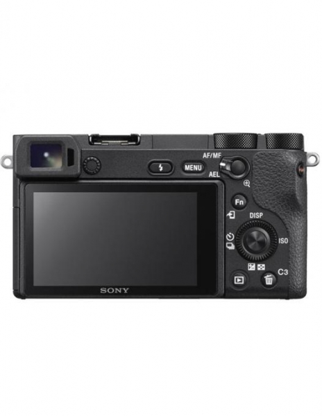 Sony A6500 Body Aparat Foto Mirrorless 24MP APSC Full HD Negru 1