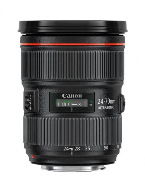 Canon EF 24-70mm f/2.8L II USM 0