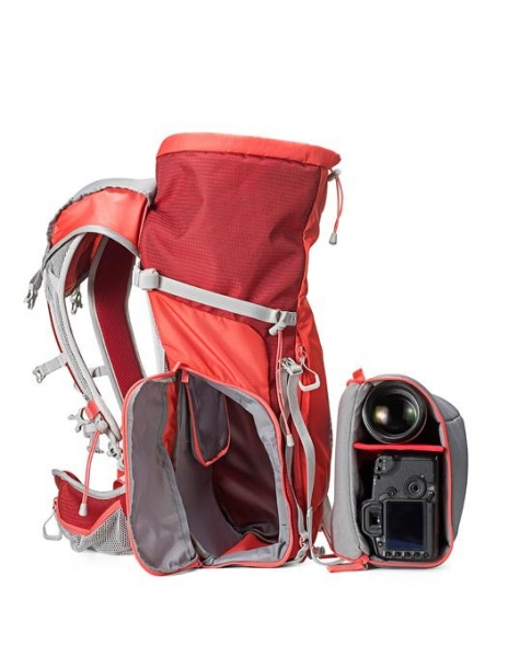 Manfrotto Off Road Hiker 30L rucsac rosu 2