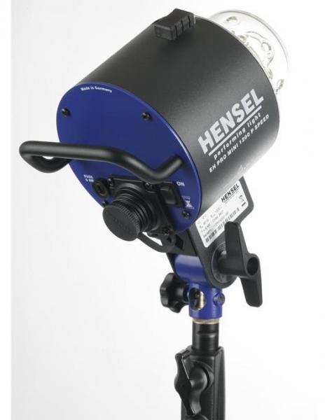 Hensel EH Pro Mini Speed Porty 1200W blitz 2