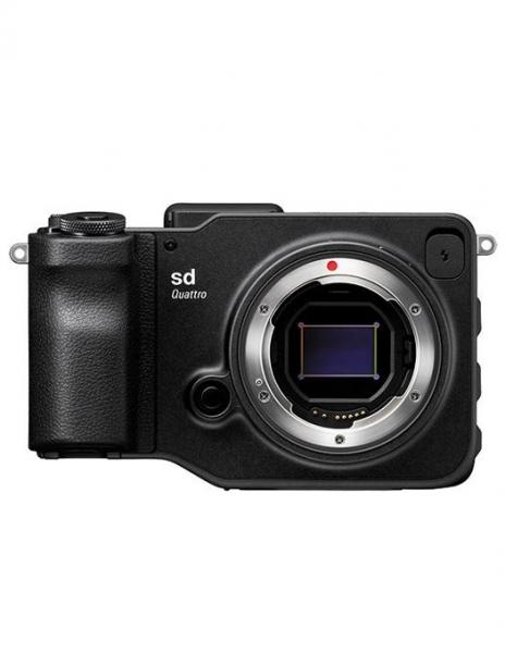 Sigma Aparat Foto Mirrorless SD Quattro 29MP Body 0