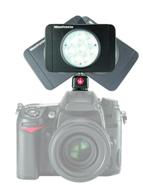 Manfrotto PowerLED Lumimuse 8 5