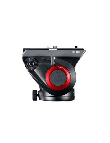 Manfrotto MVK500AM Kit trepied video cu cap fluid [1]