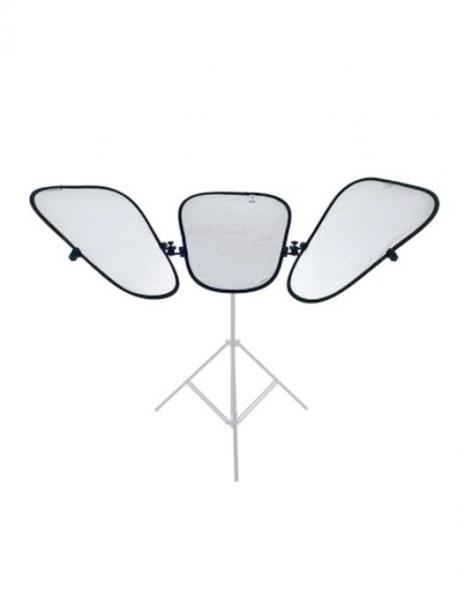 Lastolite Triflector MkII Panou Silver/White cu rama [0]