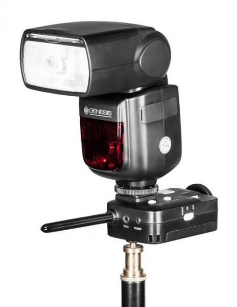 Genesis Rapid Navigator trigger wireless TTL HSS pentru Nikon 3