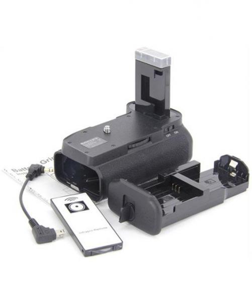 Digital Power Grip cu telecomanda compatibil Nikon D3100 / D3200 / D3300 / D5500 0