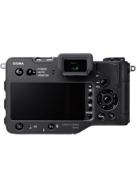 Sigma Aparat Foto Mirrorless SD Quattro H 45MP Body 1