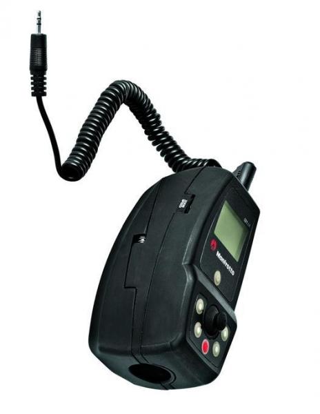 Manfrotto 521LX telecomanda camera video 1