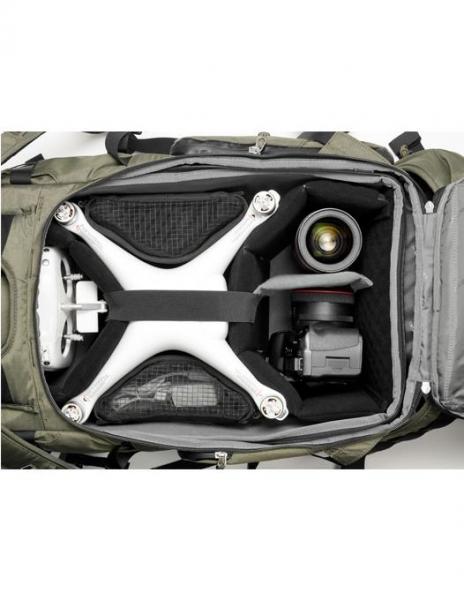 Gitzo Adventury 45L rucsac pentru DSLR si 600mm 6