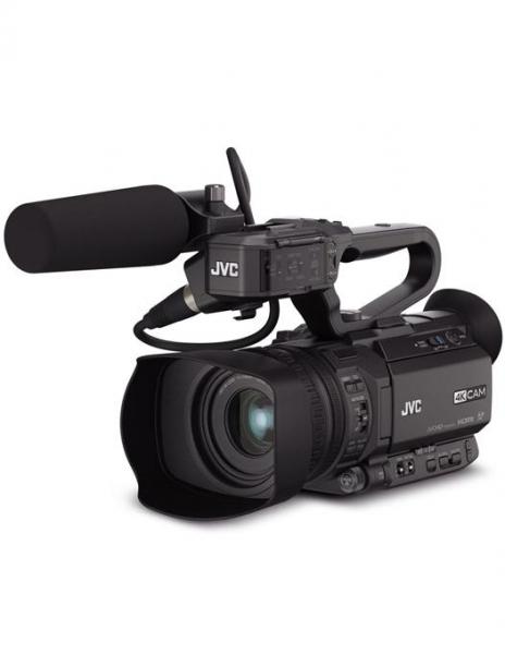 JVC GY-HM170E Camera Video 4KCAM handheld 0