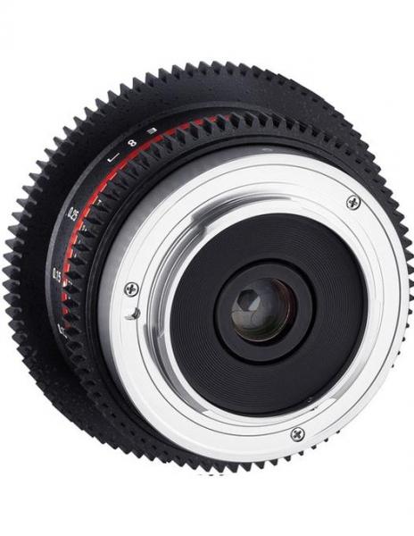 Samyang 7.5mm T3.8 MFT VDSLR 3