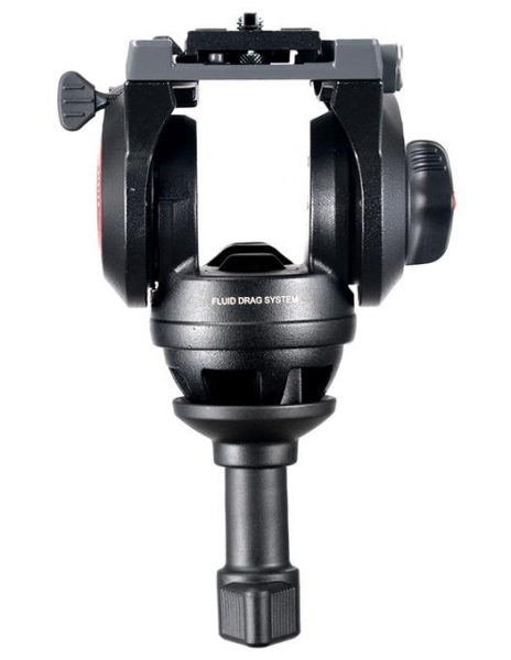 Manfrotto MVH500A cap trepied video 3