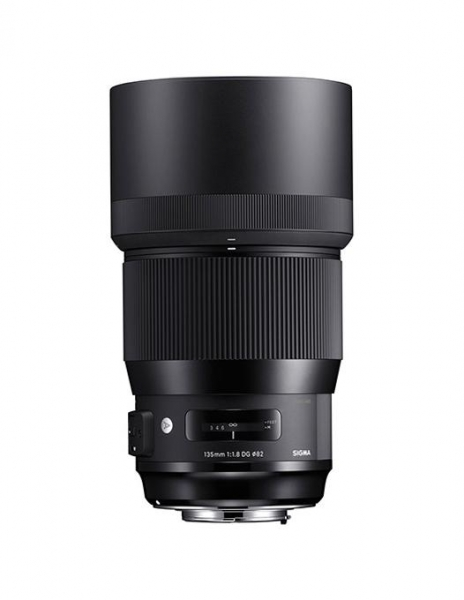 Sigma 135mm f/1.8 DG HSM Art Canon 0