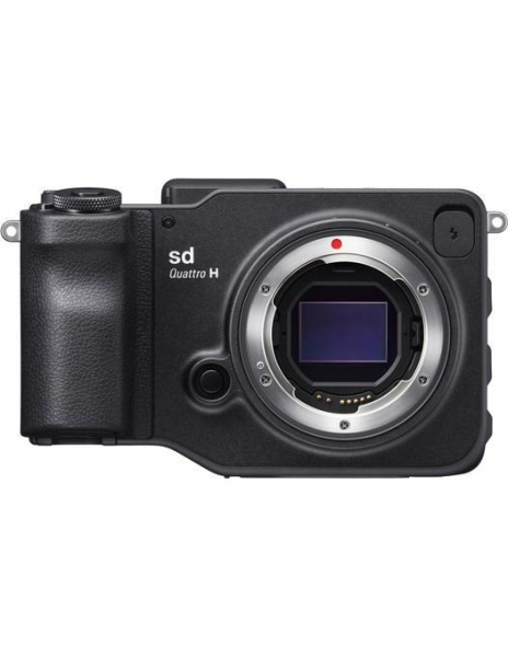 Sigma SD Quattro H Aparat Foto Mirrorless 45MP Body 0