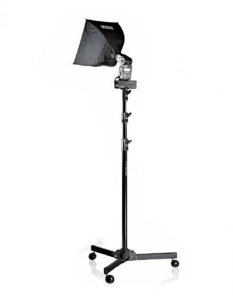 Manfrotto Black Baby Studio Stand 299B [1]