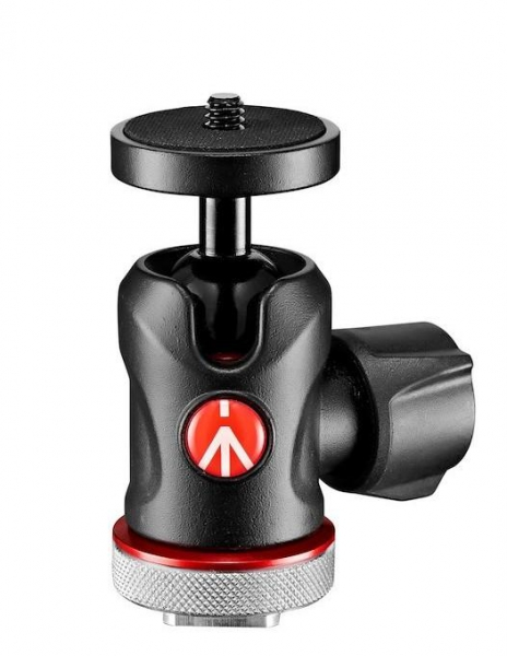 Manfrotto MH492LCD-BH cap prindere LCD cu patina 3