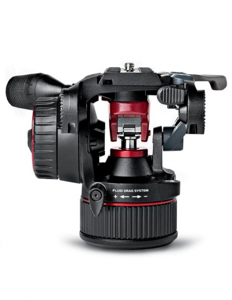 Manfrotto MVHN8AH Nitrotech cap video fluid 5